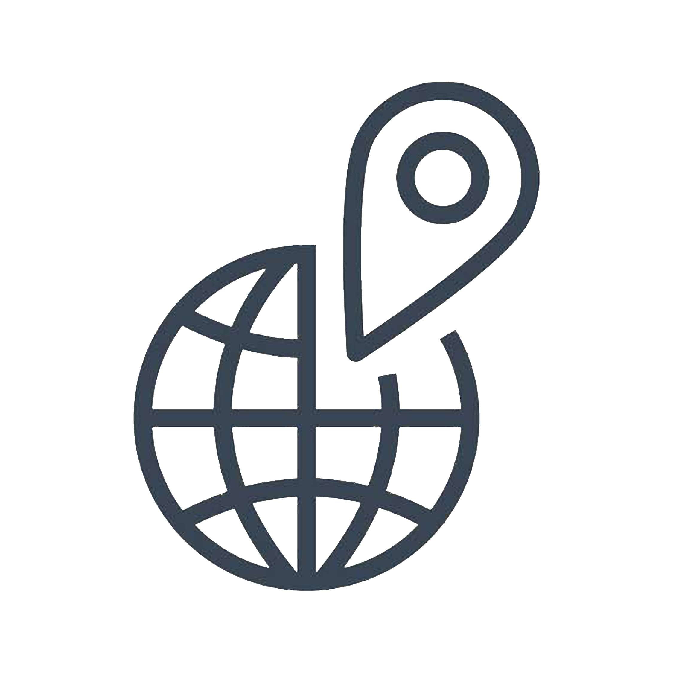 Pisos en Gracia Barcelona icono localización finca