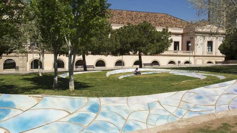 Atico en Barcelona Atico en venta Vallespir Parque estacio nord