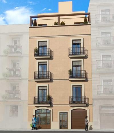 casa barcelona obra nueva barcelona pisos nuevos barcelona