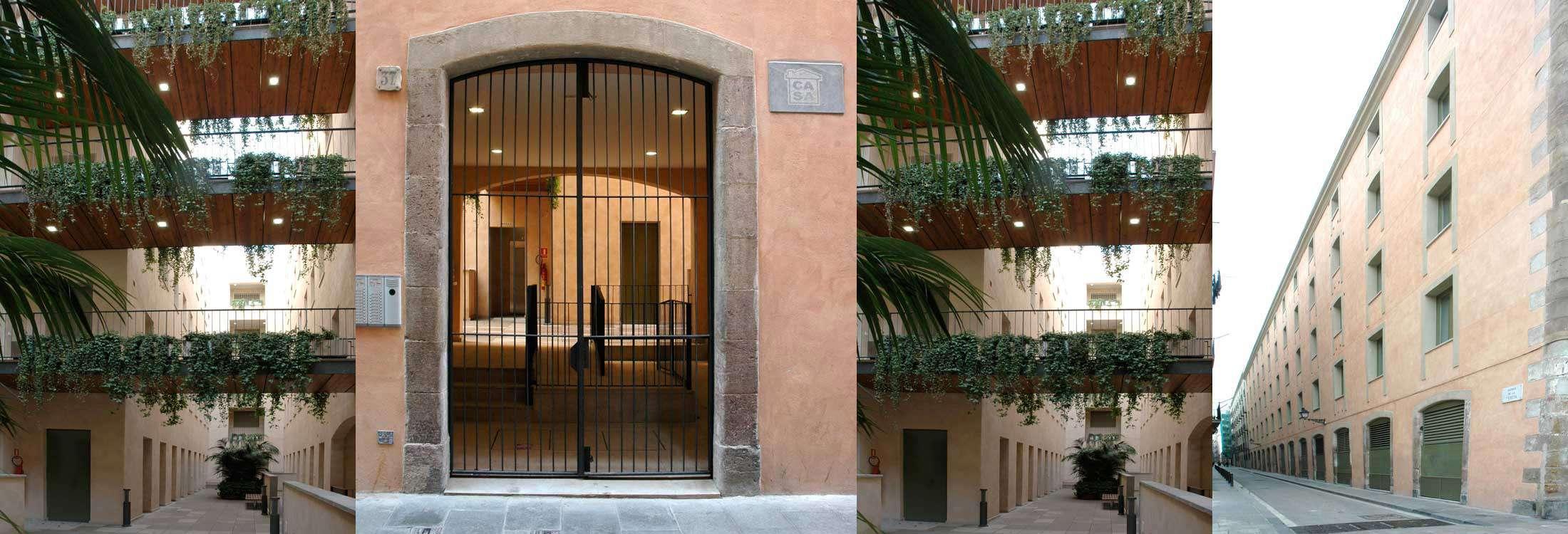CASA Barcelona Obra nueva Barcelona Pisos nuevos Barcelona Riereta