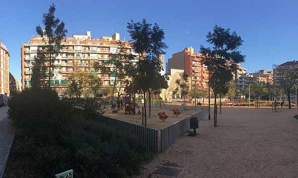 Garden Can Mantega penthouse Barcelona Les Corts