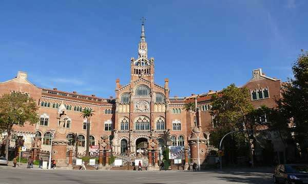 apartments for sale in eixample barcelona hospital sant pau