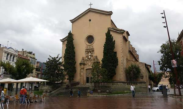centre of la garriga church apartments for sale in la garriga property for sale