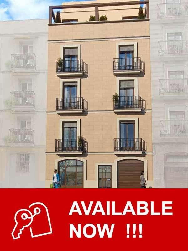 Obra nueva Barcelona Gracia CASA Barcelona Tagamanen home 2