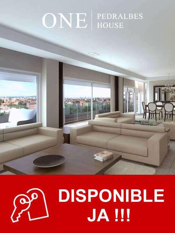 Obra-nueva-Barcelona-pedralbes-CASA-Barcelona-one-pedralbes-house-home-CAT