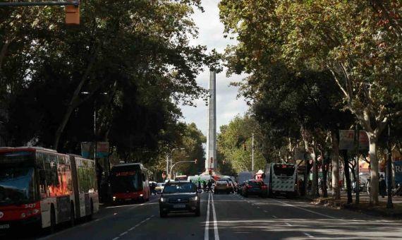 Obra-nueva-Barcelona-Gracia-comercial-Avenida-Diagonal