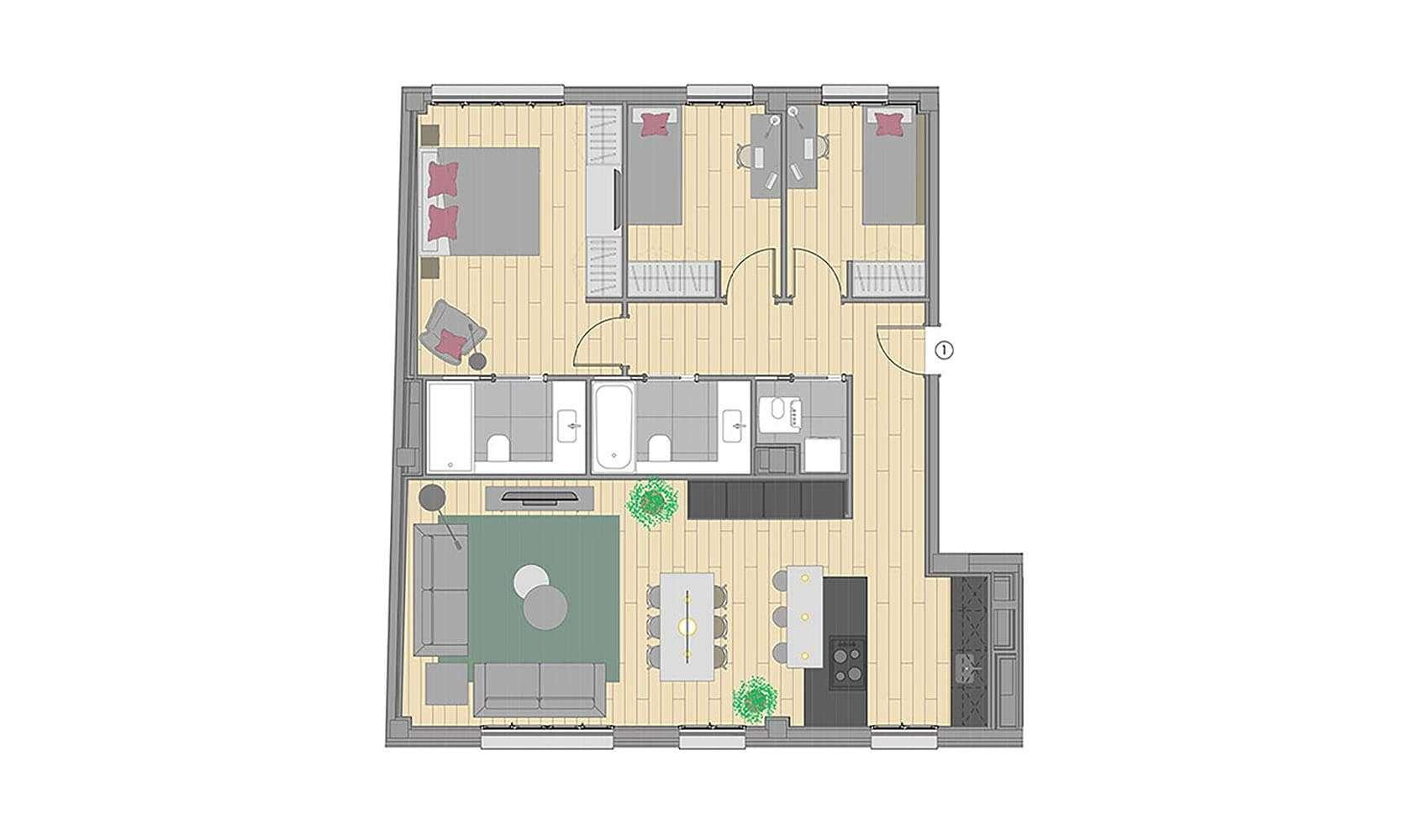 pisos-obra-nueva-gracia-barcelona-plano-1-min