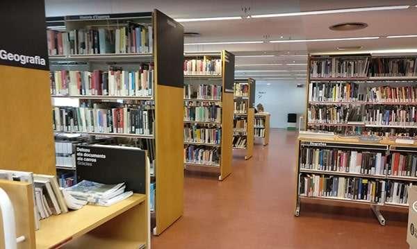 Pisos-obra-nueva-Gracia-Barcelona-biblioteca-Vila-de-gracia-min